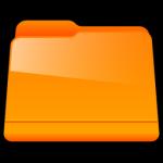 Image Dossier Orange