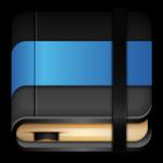 Image Carnet bleu