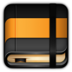 Image Carnet orange