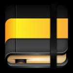 Image Carnet jaune