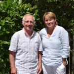 Marc Ouvreau et Carole Lebechec