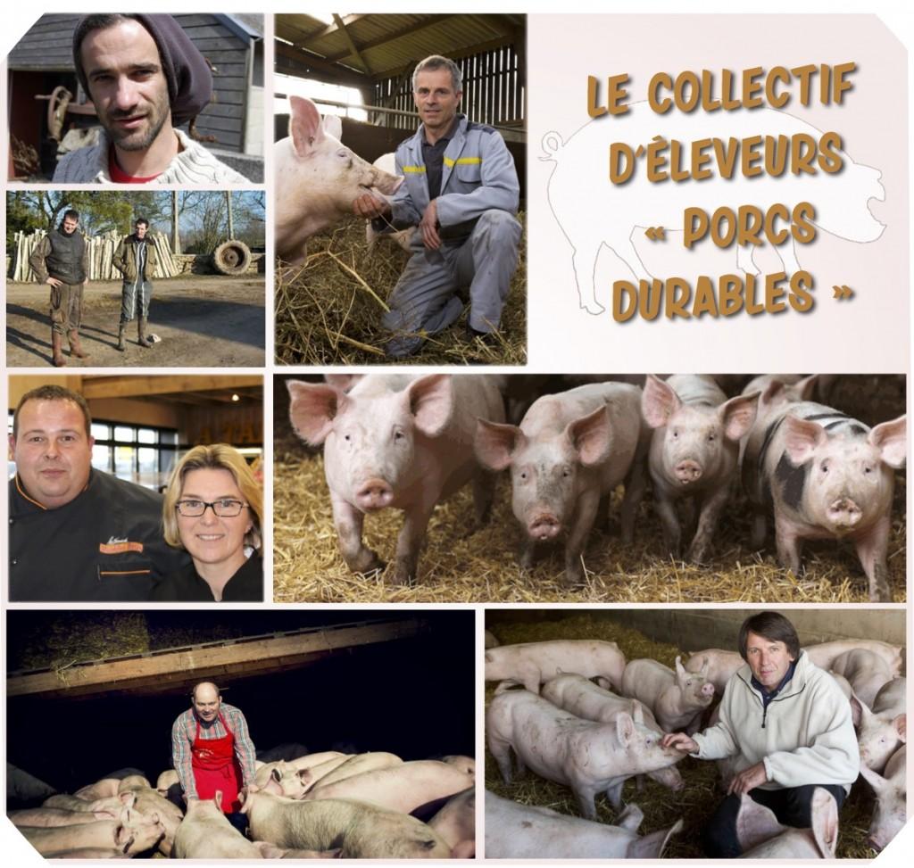 collectif d'éleveurs Porc Durable